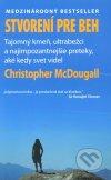 Christopher McDougall - Zrozeni k běhu obal knihy