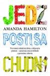Amanda Hamiltonová - Jedz, posti sa, chudni obal knihy