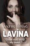 Andrea Rimová - Lavina obal knihy
