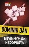 Dominik Dán - Nevinným sa neodpúšťa obal knihy