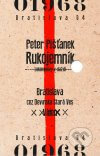 Peter Pišťanek - Rukojemník obal knihy