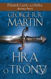 George R.R. Martin - Hra o tróny obal knihy