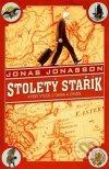 Jonas Jonasson - Stoletý stařík, který vylezl z okna a zmizel obal knihy