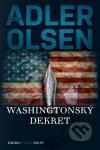 Jussi Adler-Olsen - Washingtonský dekret obal knihy