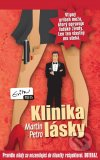 Martin Petro - Klinika lásky obal knihy