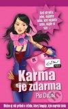 Pia Dušak - Karma je zdarma obal knihy