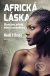 Redi Tlhabi - Africká láska obal knihy