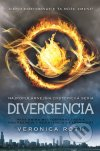 Veronica Roth - Divergencia obal knihy