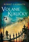 J.K. Rowlingová - Volanie Kukučky obal knihy