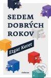 Etgar Keret - Sedem dobrých rokov obal knihy