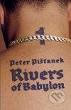 Peter Pišťanek - Rivers of Babylon obal knihy