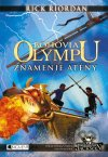 Rick Riordan - Bohovia Olympu – Znamenie Atény obal knihy