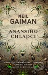 Neil Gaiman - Anansiho chlapci obal knihy