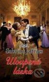 Sabrina Jeffries - Uloupená láska obal knihy