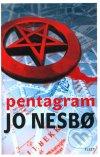 Jo Nesbo - Pentagram obal knihy