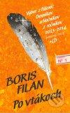 Boris Filan - Po vtákoch obal knihy