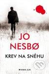 Jo Nesbø - Krev na sněhu obal knihy