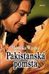 Monika Wurm - Pakistanská pomsta obal knihy