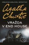 Agatha Christie - Vražda v End House obal knihy
