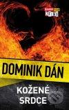 Dominik Dán - Kožené srdce obal knihy