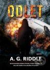 A.G. Riddle - Odlet obal knihy
