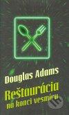 Douglas Adams - Reštaurácia na konci vesmíru obal knihy