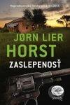 Jørn Lier Horst - Zaslepenosť obal knihy