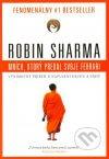 Robin Sharma - Mních, ktorý predal svoje Ferrari obal knihy