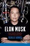 Ashlee Vance - Elon Musk obal knihy