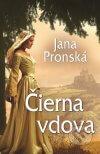 Jana Pronská - Čierna vdova obal knihy