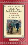 Sherlock Holmes Poklad z Agry Posledný problém obal knihy