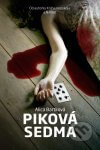 Alica Bartková - Piková sedma obal knihy