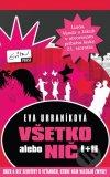Eva Urbaníková - Všetko alebo nič obal knihy