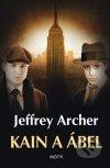 Jeffrey Archer - Kain a Ábel obal knihy