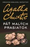 Agatha Christie - Päť malých prasiatok obal knihy