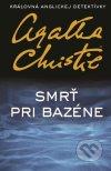 Agatha Christie - Smrť pri bazéne obal knihy