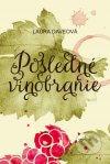 Laura Dave - Posledné vinobranie obal knihy