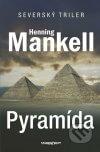 Henning Mankell - Pyramída obal knihy
