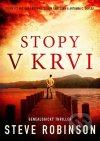 Steve Robinson - Stopy v krvi obal knihy