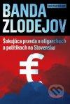 Ignác Milan Krajniak - Banda zlodejov obal knihy