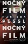 Marisha Pessl - Nočný film obal knihy