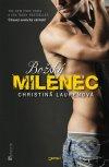 Christina Lauren - Božský milenec obal knihy