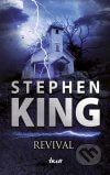 Stephen King - Revival obal knihy
