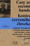 Svetlana Alexijevič - Časy zo second-handu obal knihy