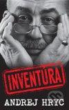 Andrej Hryc - Inventúra obal knihy