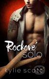 Kylie Scott - Rockové sólo obal knihy