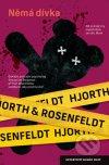 Hans Rosenfeldt - Němá dívka obal knihy