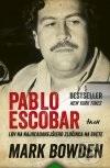 Mark Bowden - Pablo Escobar obal knihy