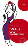 Robert Bryndza - E-maily Coco Pinchardovej obal knihy