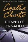 Agatha Christie - Puknuté zrkadlo obal knihy